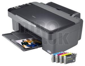 Epson Stylus DX 4000
