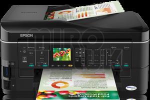 Epson Stylus Office BX 625 FWD