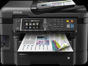 EPSON WorkForce WF 3640 DTWF