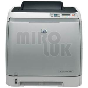 HP Color Laserjet 2600 n