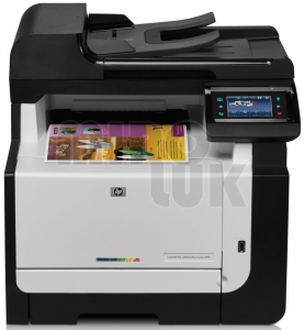 HP Color LaserJet CM 1415 fnw