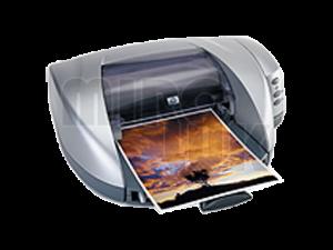 HP Deskjet 5552