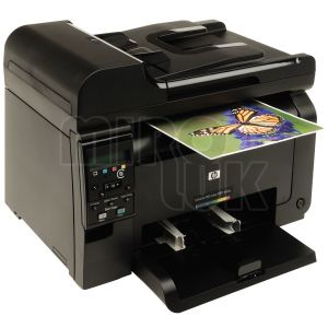 HP LaserJet Pro 100 Color MFP M 175 a