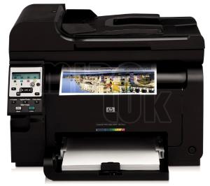 HP LaserJet Pro 100 Color MFP M 175 nw
