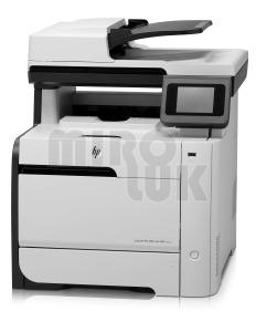HP LaserJet Pro 300 color MFP M 375 nw