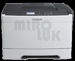 Lexmark CS 417 dn
