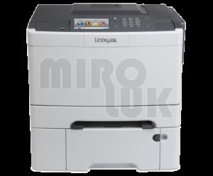 Lexmark CS 510 dte
