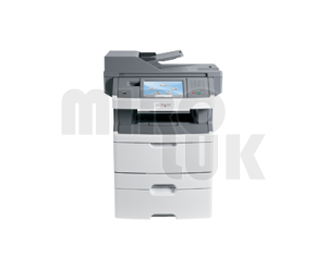 Lexmark X 466 dte