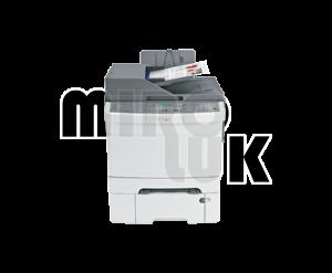 Lexmark X 544 dtn