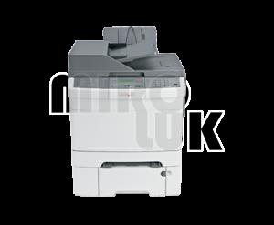 Lexmark X 546 dte