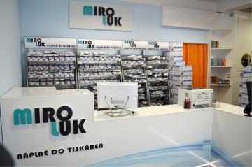 Prodejna náplní do tiskáren Plzeň