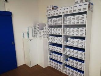Prodej náplní do tiskáren/tonerů Praha