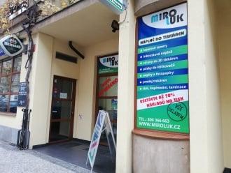 Prodejna Praha